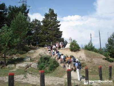 Valle del Lozoya - Camino de la Angostura;excursion madrid mapa pedriza